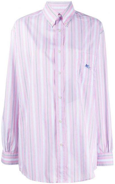 Cotton Striped Shirt-Etro