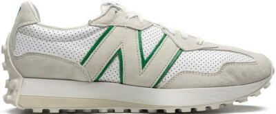Cream 327 Low-Top Sneakers-New Balance