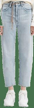 Crisp Sky Barrel Women's Jeans-Levi's