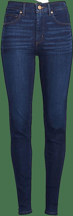Dark Indigo Wash Skinny Jeans