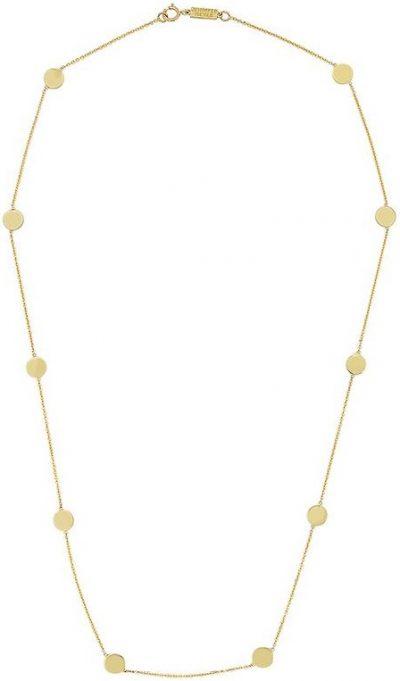 Gold Circle By-The-Inch Necklace-Jennifer Meyer