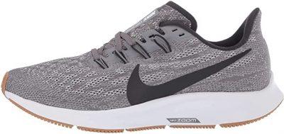Grey Air Zoom Pegasus 36 Shoe-Nike