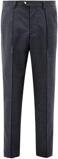 Grey Trousers-Brunello Cucinelli