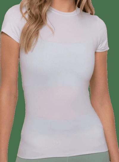 Ivory Chalk T-Shirt