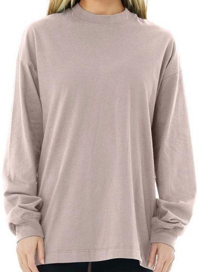 Lavender Dusk It Girl Long Sleeve-Alo Yoga