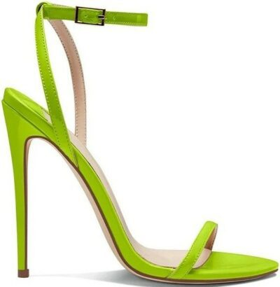 Lime The Necessary Sandal-Femme Shoes
