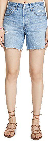 Luxor Street 501 Mid Thigh Shorts-Levi's