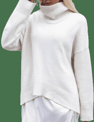 Milk Cashmere Sweater
