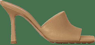 Nude Stretch Sandals