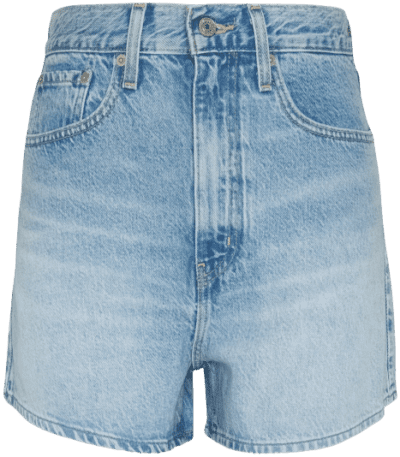 One Time High Loose Denim Shorts-Levi's