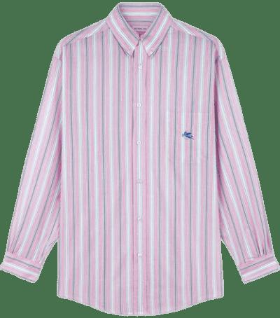 Pink GE01 Shirt-Etro