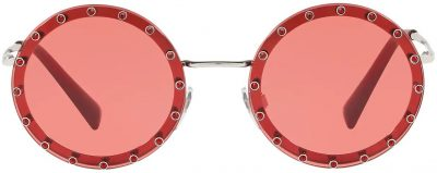 Pink Sunglasses-Valentino