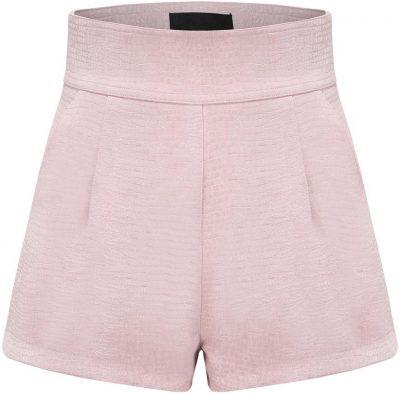 Pink Versilla Shorts-Nana Jacqueline
