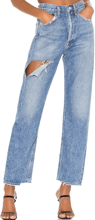 Portal 90's Mid Rise Loose Fit