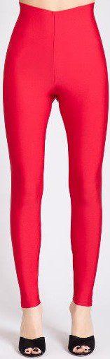 Red Leggings-The Andamane