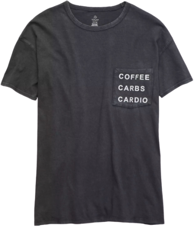 Smoked Gray Offline Big Moves T-Shirt-Aerie
