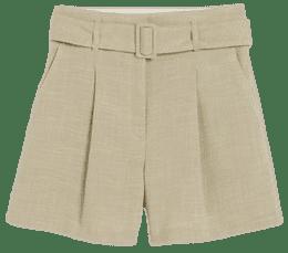 Stone Emma Willis Belted Shorts-Next