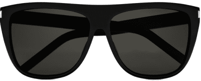 Used Black New Wave Sunglasses