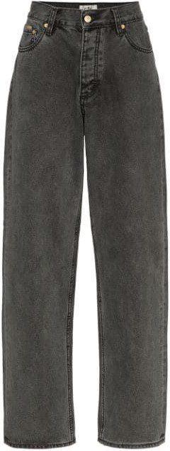 Wash Black Benz Straight Leg Jeans-EYTYS