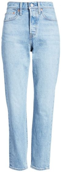 Wedgie Icon Fit High Waist Jeans-Levi's