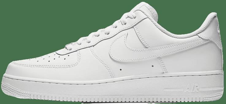 White Air Force 1 '07 Shoe-Nike
