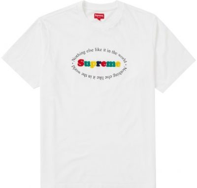 White Nothing Else Top-Supreme