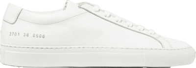White Original Anchilles Leather Sneakers