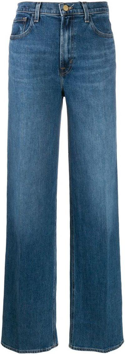 X Elsa Hosk Wide Leg Jeans-J Brand