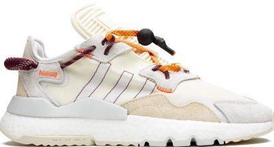 Yellow Nite Jogger Sneakers