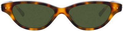 Alessandra Cat Eye Sunglasses-Linda Farrow