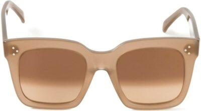 Beige Tilda Sunglasses-Celine