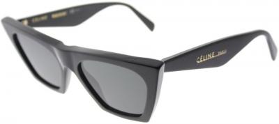 Black Cat Eye Sunglasses-Celine