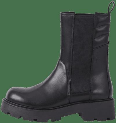 Black Cosmo 2.0 Boots-Vagabond