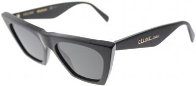 Black Edge Cl 41468 807 Cat Eye Sunglasses-Celine