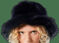 Black Eila Hat-Onar