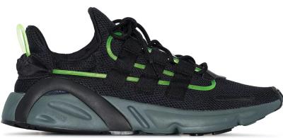 Black LXCON Dart Frog Sneakers