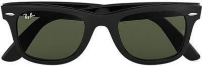 Black Original Wayfarer Classics Sunglasses-Ray-Ban