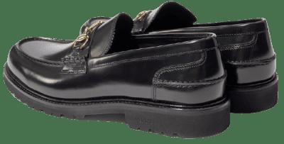 Black Polido Shoes