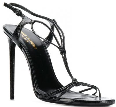Black Robin 105 Sandals