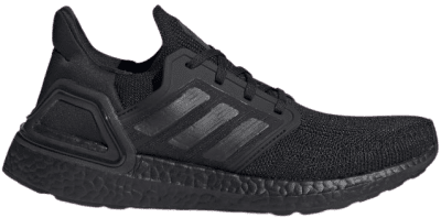 Black Ultraboost 20 Shoes-Adidas