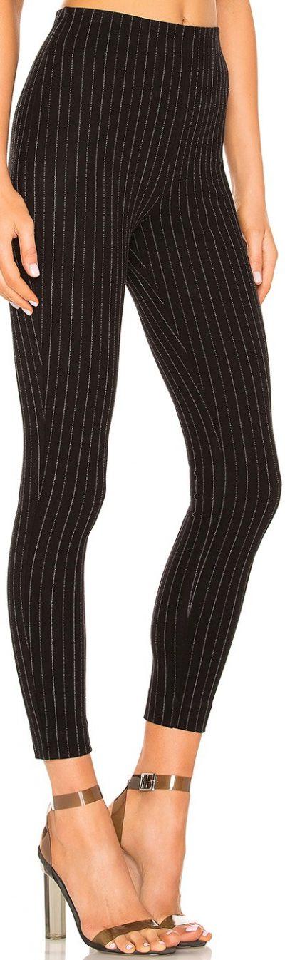 Black & White Angel High Waist Legging-NBD