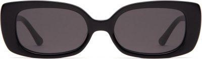 Black Zou Bisou Square-Frame Acetate Sunglasses