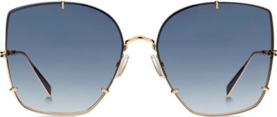 Blue Hooks II Sunglasses-Max Mara