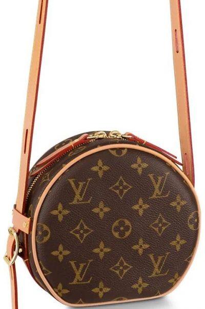 Boite Chapeau Souple PM Bag-Louis Vuitton