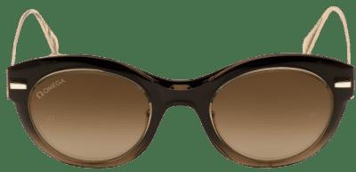 Champagne Cat Eye Sunglasses