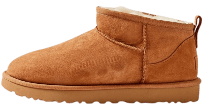 Chestnut Classic Ultra-Mini Ankle Boot-UGG
