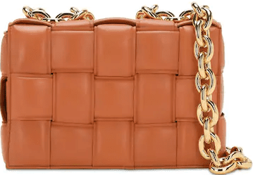 Clay The Chain Cassette Shoulder Bag