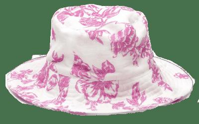 Floral Miley Bucket Hat