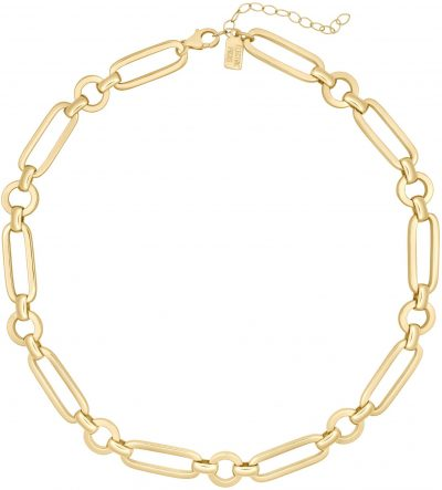 Gold Melrose Choker-Electric Picks