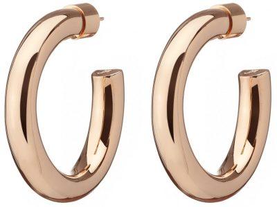Gold Mini Samira Hoop Earrings